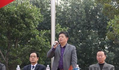 福建西山学校高中部隆重举行2013届高三百日冲刺誓师大会
