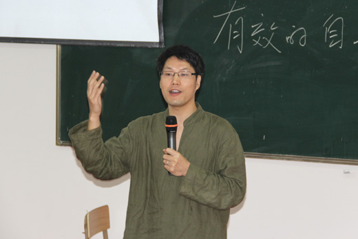 中科院心理所教师心理调适培训班在福建西山学校举行