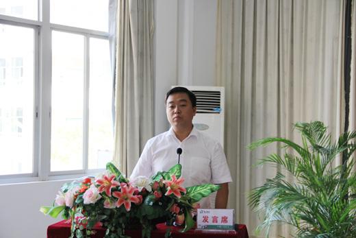福建西山学校举行庆祝第二十九个教师节暨表彰大会  获奖教师代表发言
