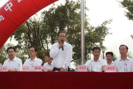 福建西山学校隆重举行2013-2014学年第一学期开学典礼