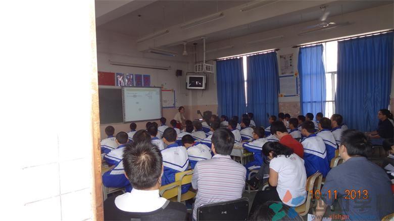福建西山学校一行26人到江西省西山学校开展课改交流活动