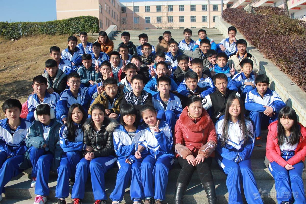江西西山学校 高中部 高一7班