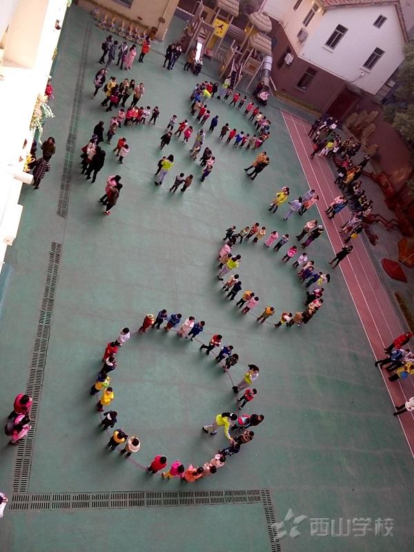 2015年1月8号南昌市滕王阁保育院教研活动