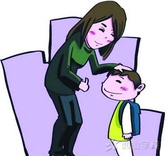 被父母高估的孩子更易自恋图片