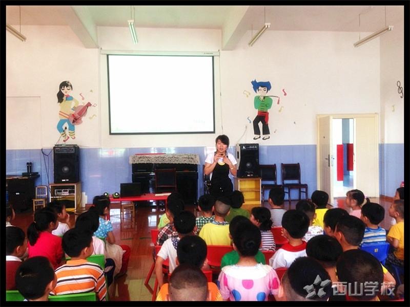 劳动最光荣——江西省西山幼儿园庆五一劳动节活动