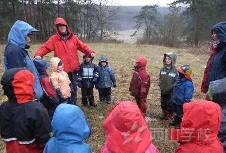 【教育话题】看了德国的幼儿园,我们震撼了!