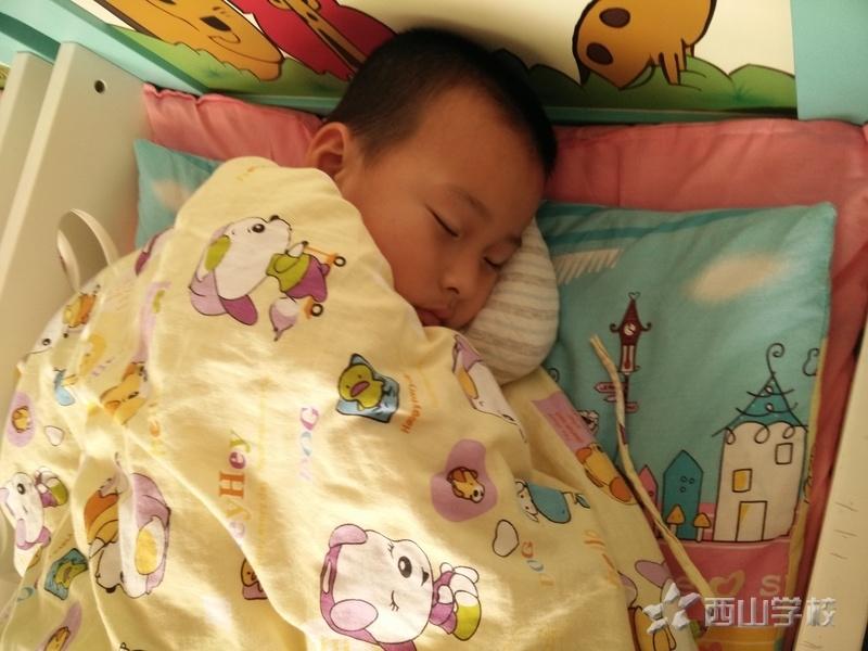 幼儿园入睡步骤