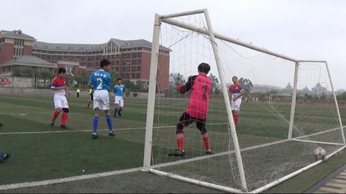 【福清教育网报道】福清校园足球联赛第二轮 西山学校再获大胜