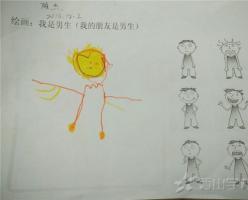 福清西山学校幼儿园康康一班2016年12月幼儿作品展