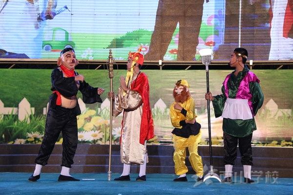 """走在幸福的大道上——福建西山学校隆重举行2017年庆""""六一""""大型文艺晚会"""