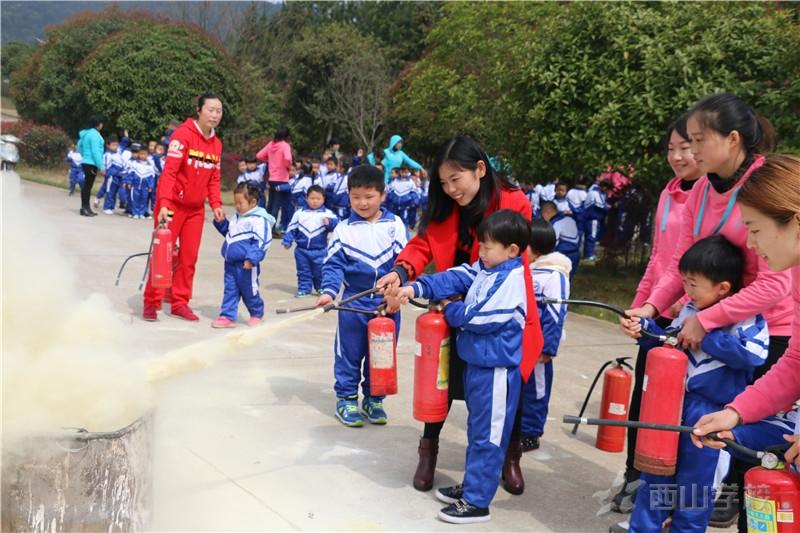 西山幼儿园是孩子的快乐家园、理想的起点!——江西省西山学校幼儿园