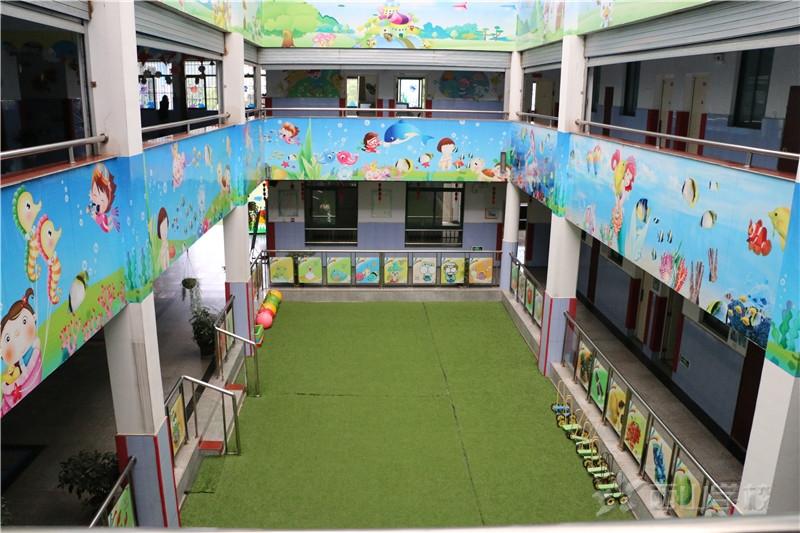 这里是孩子们的快乐家园、理想的起点!——江西省西山学校幼儿园