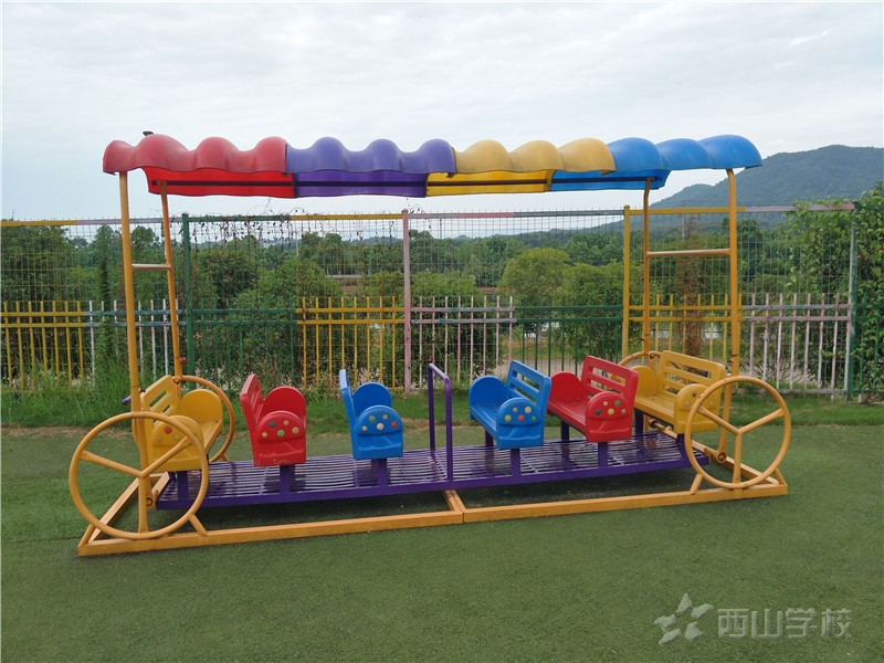 【今日新闻】新学期  新面貌——江西省西山幼儿园