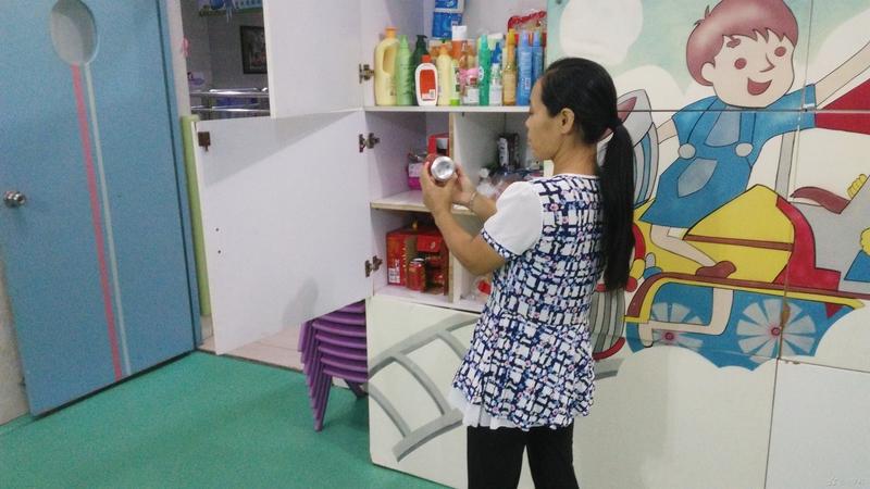 保障幼儿的身体健康--福清西山学校幼儿园