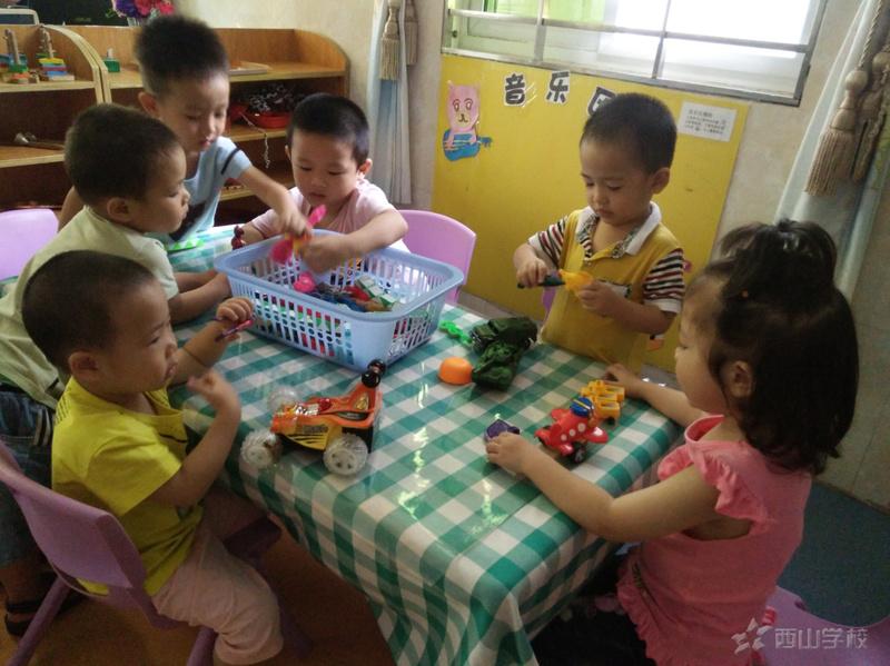 【视频】宜静宜动的小天使!——福清西山学校幼儿园健健一班