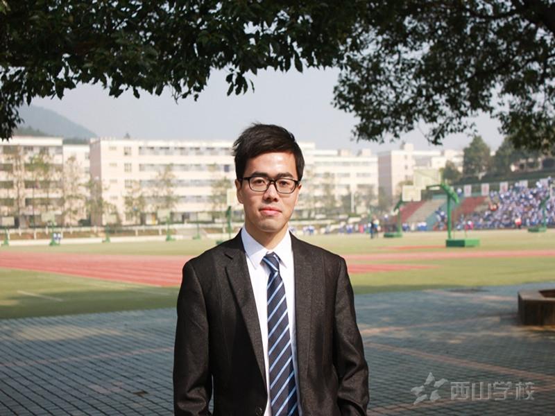 江西省西山学校 高中部 高二3班